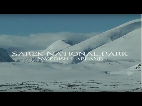 Lapland Sarek Expedition