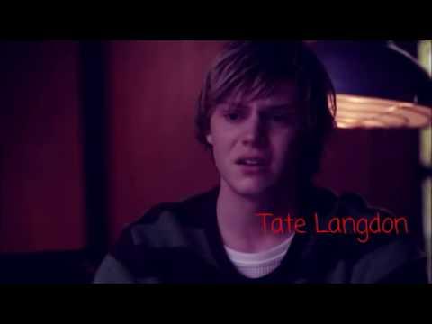 AHS - Tate, Kit, Kyle and Jimmy! (Evan Peters)
