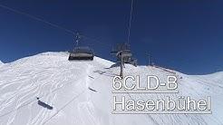 "6CLD-B ""Hasenbühel"" in Damüls"