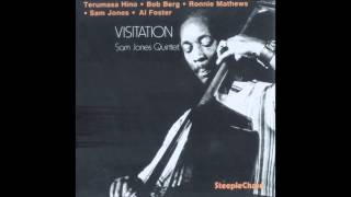 SAM JONES QUINTET   -   Visitation
