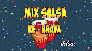 MIX SALSA BRAVA PARA BAILAR / SALSA DURA , HECTOR LAVOE,JOE ARROYO,EL GRAN COMBO,FRANKIE RUIZ,OSCAR