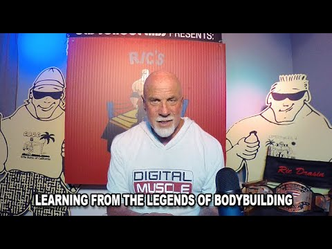 LEARNING FROM THE LEGENDS of BODYBUILDING