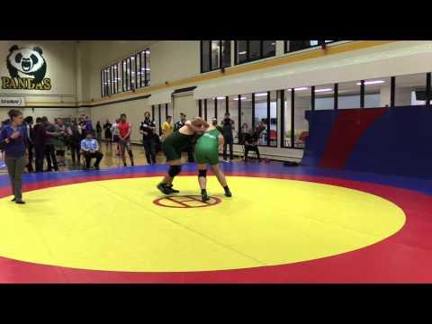 2015 Golden Bear Invitational: 120 kg Jacob Phillips vs. Luke Launderville