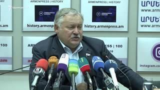 Ով էլ ընտրվի Հայաստանի վարչապետ, Ռուսաստանը կաշխատի Հայաստանի նոր կառավարության հետ․ Զատուլին