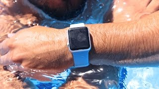 Apple Watch Water Test - Secretly Waterproof!