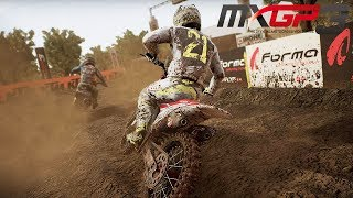 MXGP 3 Gameplay Deutsch #09 - Nicht Platz 1?!
