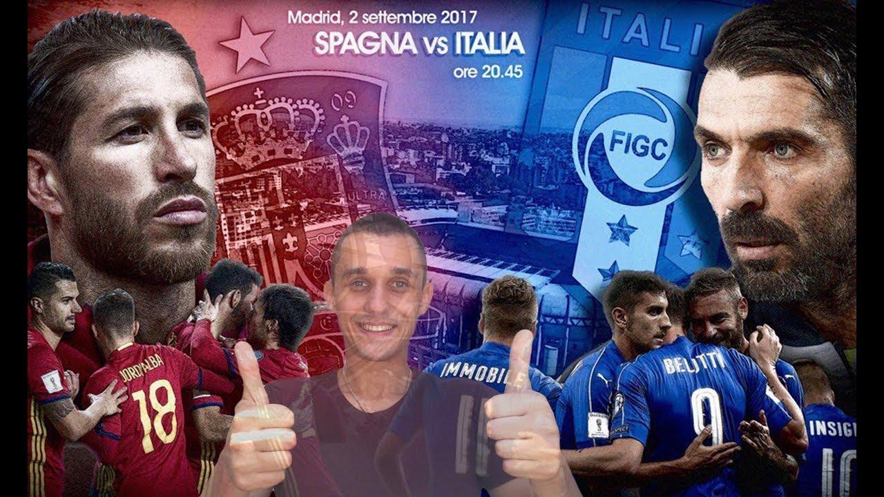 Испания – Италия. Прогноз отборочного матча на ЧМ-2018