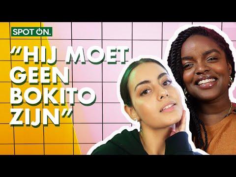 Zou jij je OKSELHAAR laten staan? | Spot On & Noualiah
