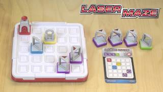 What Is the Laser Maze Game?