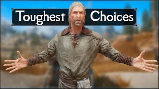 Skyrim: Top 5 Toughest Choices You'll Have to Make in The Elder Scrolls 5: Skyrim