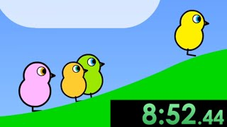 I decided to speedrun Duck Life and pleasantly annihilated every other duck
