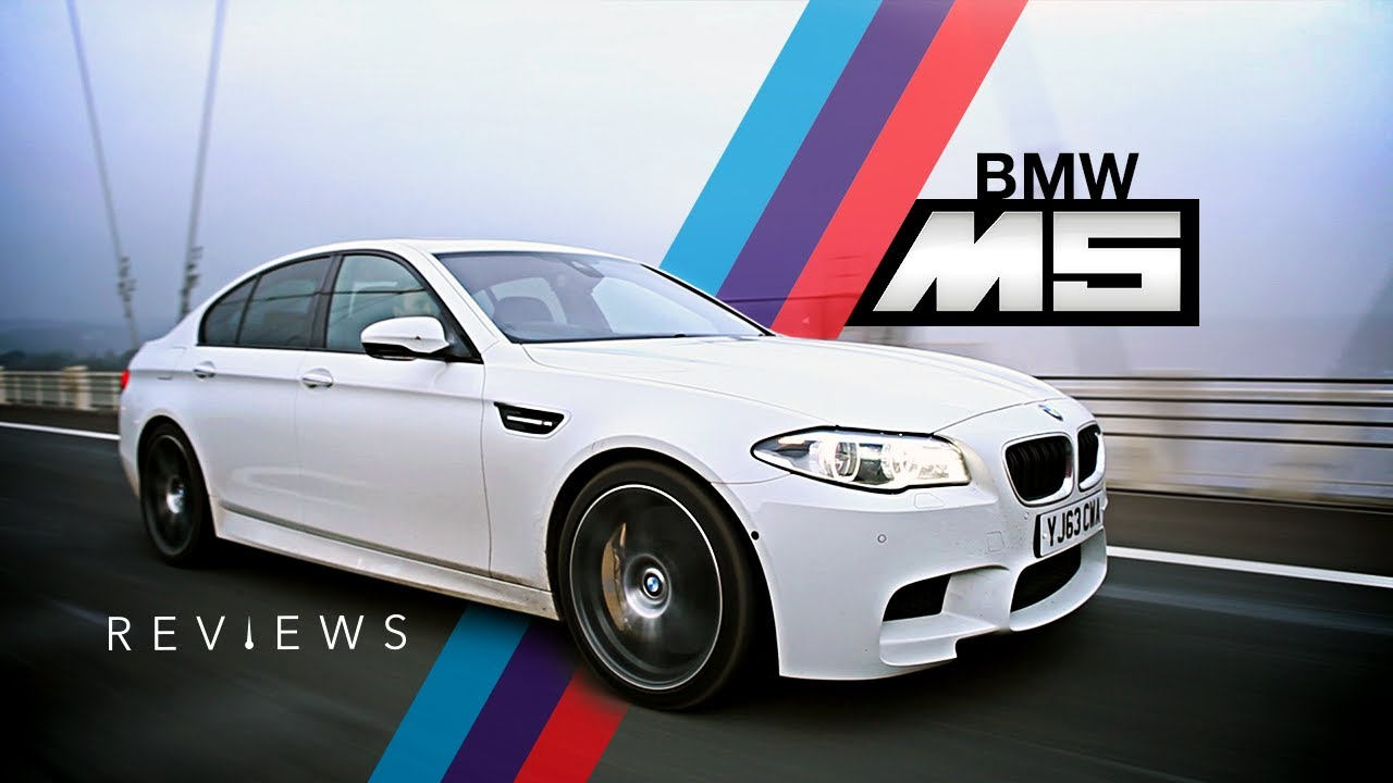 BMW's 575hp Super Saloon Is M5 Evolution Done Right