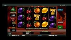 Online Casino 3€- 5€ Einsatz HOT FROOTASTIC