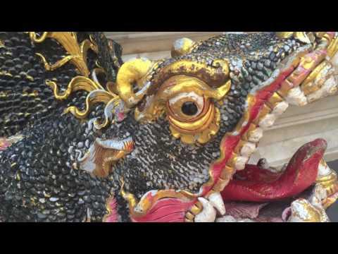 Wat Phra That Doi Suthep   Chiang Mai,  Thailand   Stock Footage [HD]
