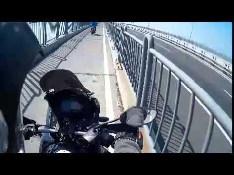 Short trip to Suramadu Bridge, Surabaya - Madura