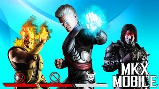 КОГДА НУЖНО ИСПОЛЬЗОВАТЬ РЕНТГЕН! • Mortal Kombat X Mobile