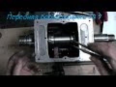 Передняя бабка ТВ 7 восстановление и доработка
