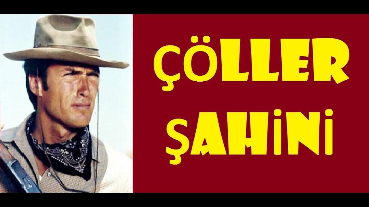 çöller şahini Kovboy Filmleri 1959 Yılı Western Film Türkçe