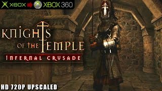 Knights of the Temple: Infernal Crusade - Gameplay Xbox HD 720P (Xbox to Xbox 360)