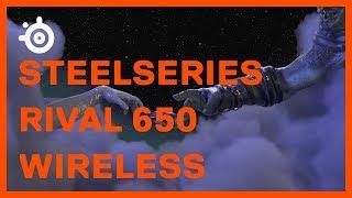SteelSeries Rival 650 Wireless