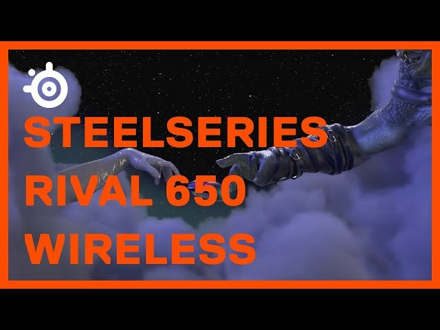 SteelSeries' Wireless Gaming Mouse is Charged for Battle in