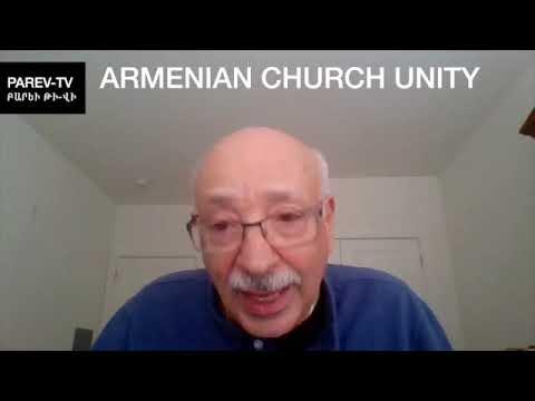 Michael Haratunian - Unity Of Armenian Church