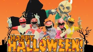 Power Rangers Halloween Special [Fan Film]