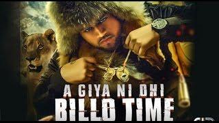 Aa Giya Ni Ohi Billo Time[Bass Boosted ]   Deep Jandu   Punjabi Hits 2017