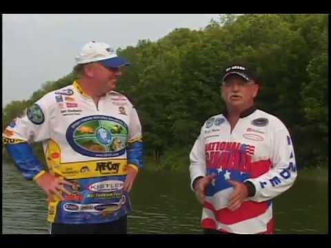 Sport Fishing Ventures Unlimited TV Host Ian Godwin & DJ Rogers Fish Stonewall Jackson