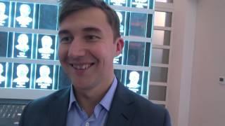 Сергей Карякин: Вот выиграю и обязательно пройдусь на руках!
