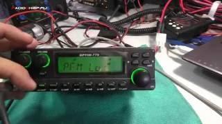 Ремонт вихідного каскаду радіостанції Optim 778 (IRF530 замість 13N10)