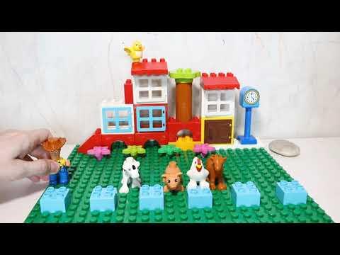 Ферма Животных - Nastya Play & Learn (Farm Animals)