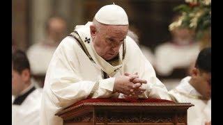 """Спільна молитва """"Отче наш"""" з Папою Франциском  за припинення пандемії коронавірусу"""