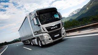 Euro Truck Simulator 2 MAN Euro 6 Logitech G25