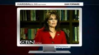 Chris Matthews : Palin  Should Sell Cuckoo Clocks