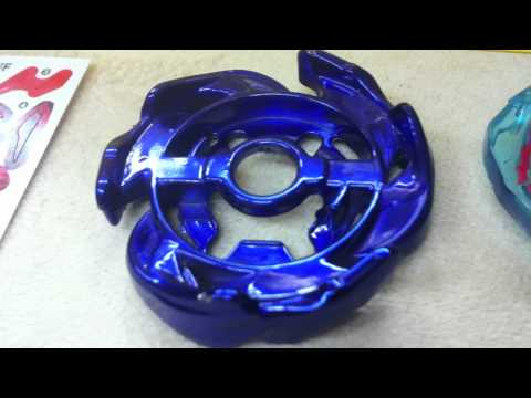 GALAXY PEGASUS W105R2F Unboxing - Metal Masters HASBRO Beyblade Overview!