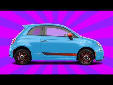 2016 Fiat 500e Review Why Did Build This Weird Little Ev