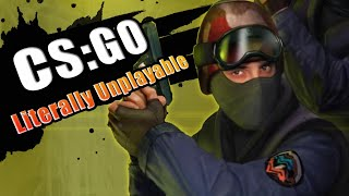 Counter Strike Enters the Battle!