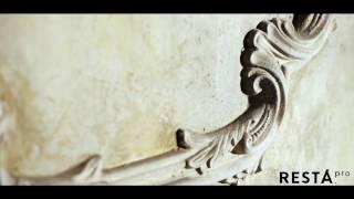 видео Реставрация мебели для гостиниц, банкетных, залов и ресторанов