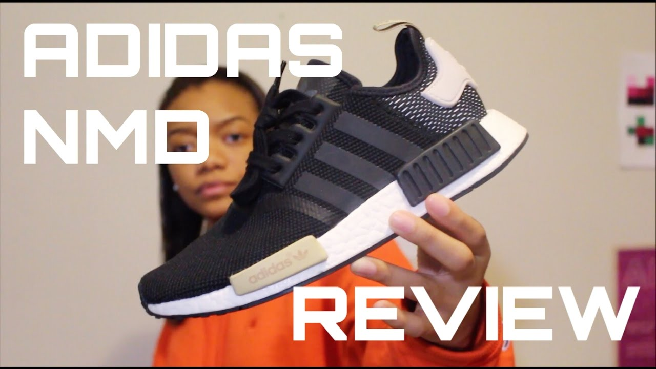 f4fbcc15c9c35 Adidas NMD R1 Review + ON FEET - YouTube