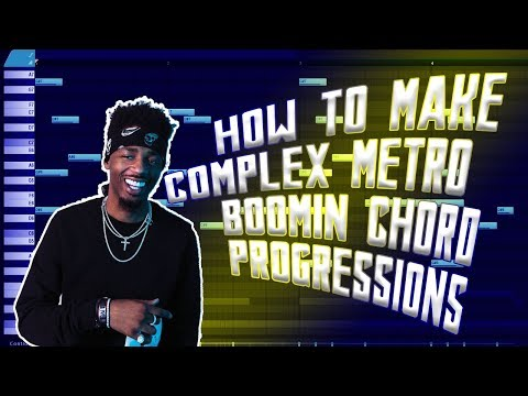 HOW TO MAKE CHORDS LIKE METRO BOOMIN | HOW TO MAKE COMPLEX CHORD PROGRESSIONS