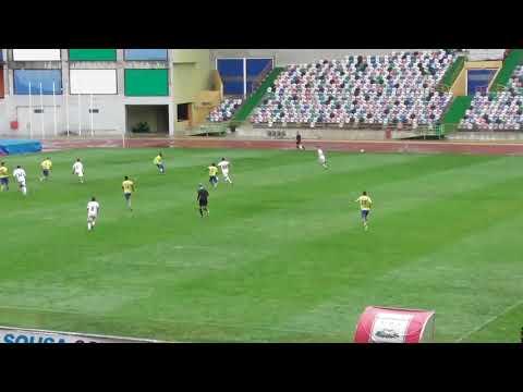 UD Leiria 2:0 Alcains Resumo do jogo