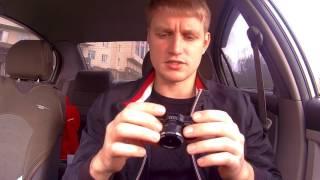 Обзор видеорегистратора Pantera-HD Ambarella A7 GPS
