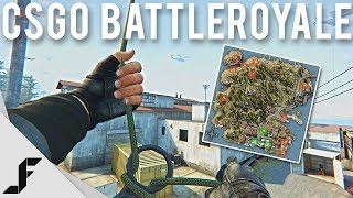 Counter-Strike Battle Royale Gameplay and First Impressions