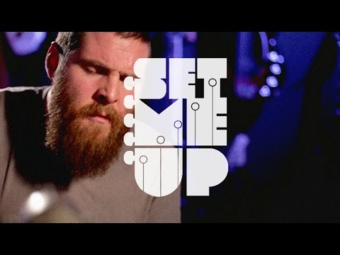 "Manchester Orchestra ""The Mansion"" Ernie Ball Set Me Up"
