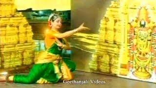Kuchipudi Dance Performance - Sriman Narayana - Bhoopalam Ragam