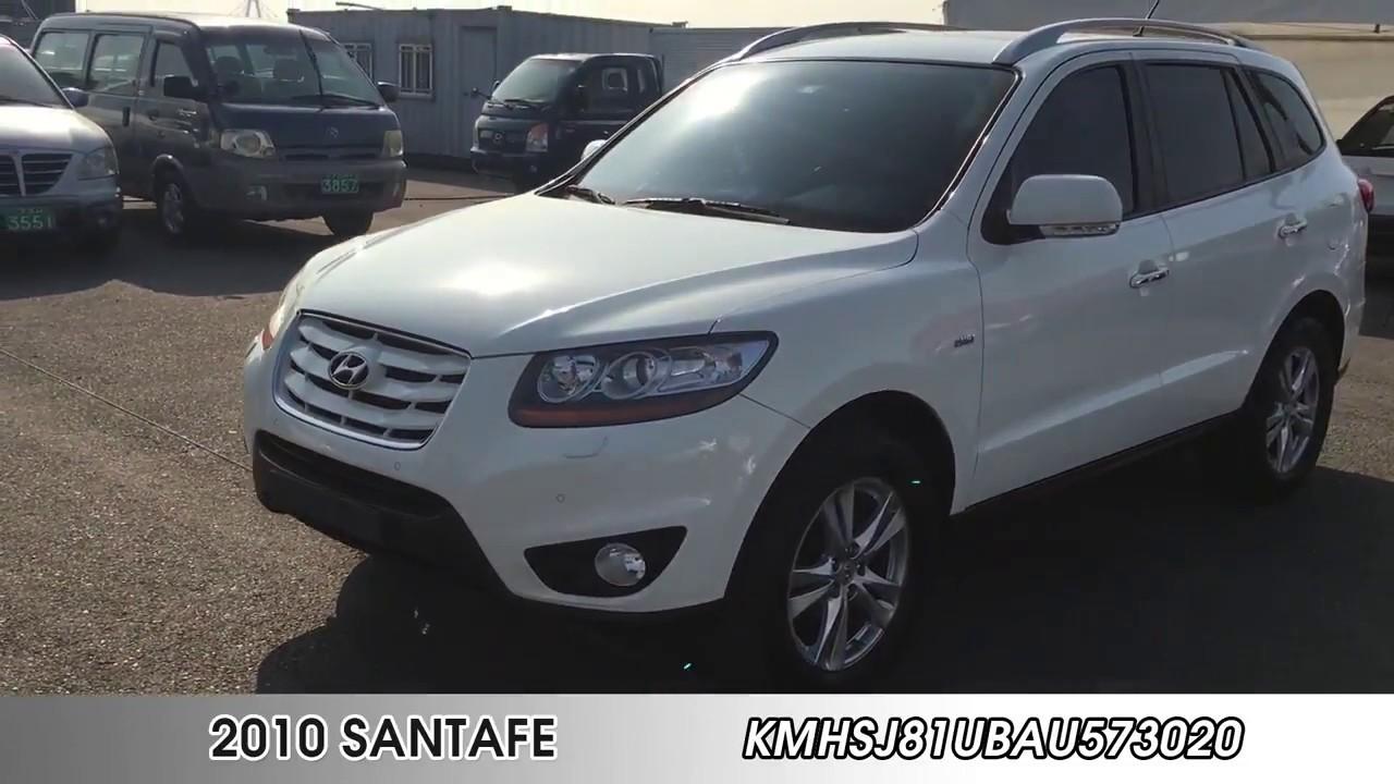 [Autowini com] 2010 Hyundai SantaFe CM SLX (SUNROOF+SMART KEY+MEMORY)