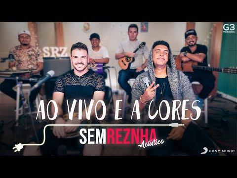 Sem Reznha Acústico - Ao Vivo e a Cores - Matheus&Kauan e Anitta