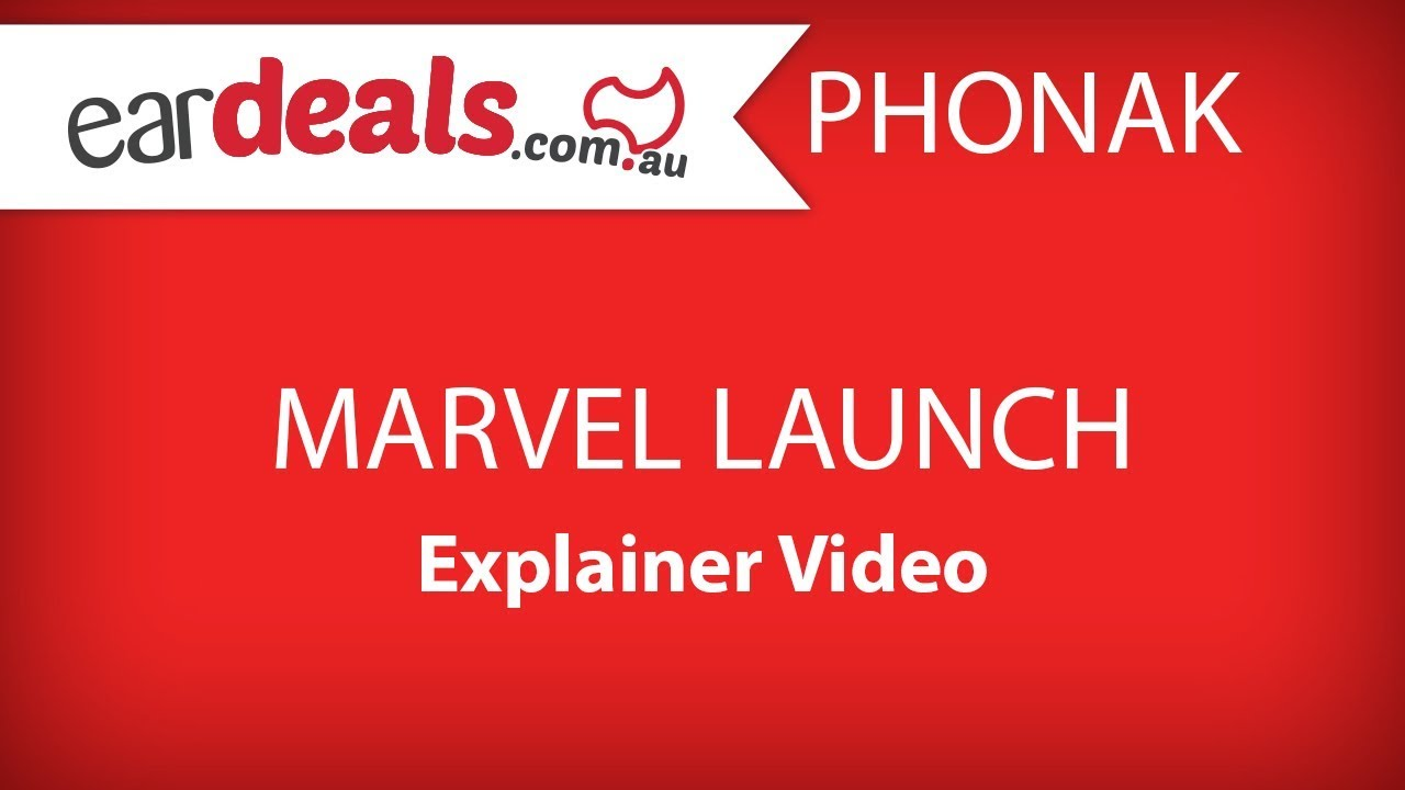 Phonak Audèo Marvel Hearing Aid - Global Launch October 2018