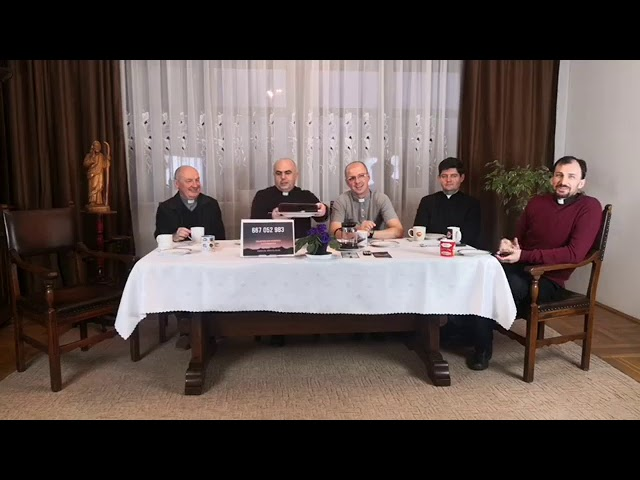 Herbata Live u św. Józefa - Transmisja z Facebooka